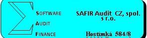 Safir Audit Cz, Safir Beroun